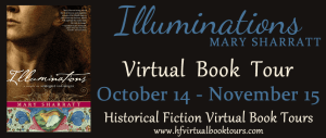 Iluminations by Mary Sharratt Book Tour HFVBT