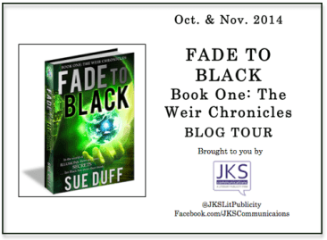 Fade to Black Blog Tour via JKS Communications