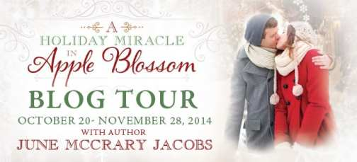 A Miracle in Apple Blossom Blog Tour via Cedar Fort Publishing & Media
