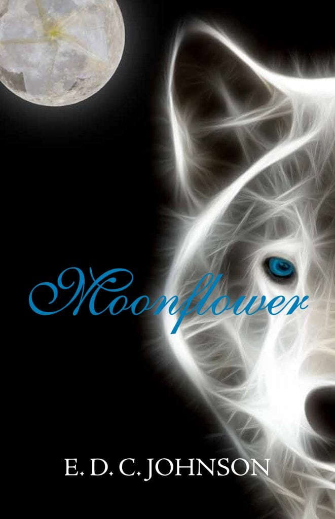 Book Review | Moonflower by EDC Johnson a #YA #Fantasy novel