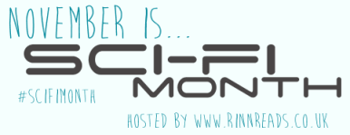 Sci-Fi November | Hosted by Rinn Reads