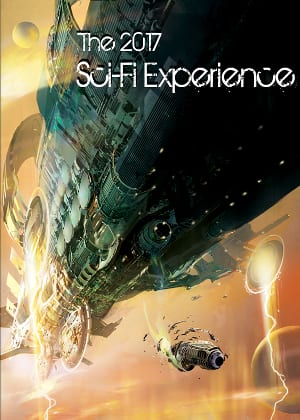 Artwork Credit: Stephan Martiniere on behalf of the Sci Fi Experience hosted by stainlesssteeldroppings.com. Used with permission.