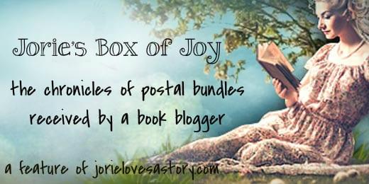 Jorie's Box of Joy   A Feature of Jorie Loves A Story