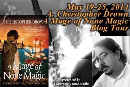 A Mage of None Magic Virtual Tour with Tomorrow Comes Media