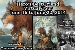 Heros Best Friend Anthology Blog Tour with Tomorrow Comes Media