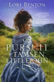 Book Review | The Pursuit of Tamsen Littlejohn by Lori Benton #BloggingForBooks