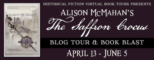 The Saffron Crocus Blog Tour via HFVBTs