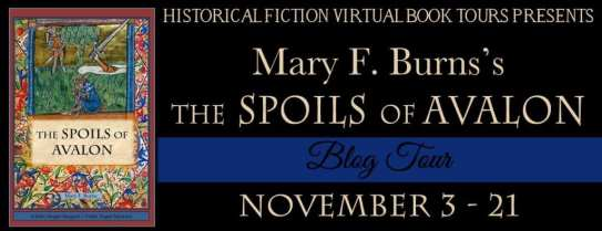 The Spoils of Avalon Blog Tour via HFVBTs