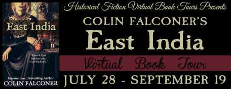 East India Blog Tour via HFVBTs