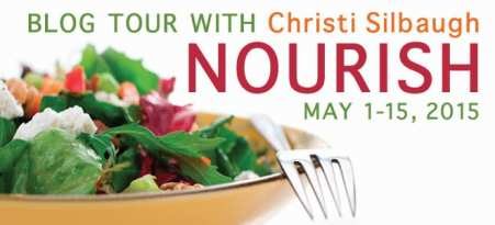 Nourish Blog Tour via Cedar Fort Publishing & Media
