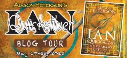 Iain Quicksilver Blog Tour via Cedar Fort Publishing & Media