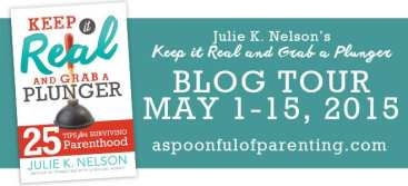 Keep it Real and Grab a Plunger Blog Tour via Cedar Fort & Publishing Media