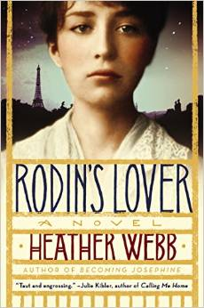 "Blog Book Tour | ""Rodin's Lover"" by Heather Webb An introspective historical fiction set around Rodin & Camille Claudel! Passionately attune to art history & the attachments of the heart."