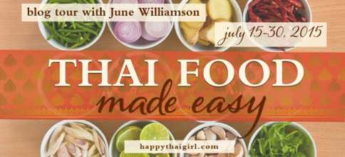 Thai Food Made Easy Blog Tour via Cedar Fort Publishing & Media
