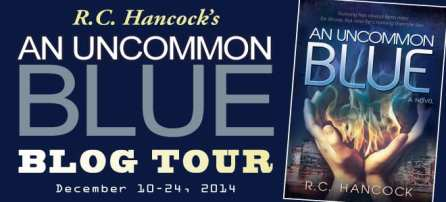 An Uncommon Blue Blog Tour via Cedar Fort Publishing & Media