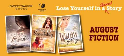 August Romance Releases by Cedar Fort Publishing & Media