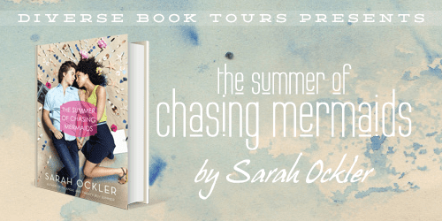 The Summer of Chasing Mermaids blog tour by Diverse Book Tours.