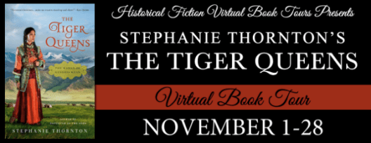 The Tiger Queens Blog Tour via HFVBTs