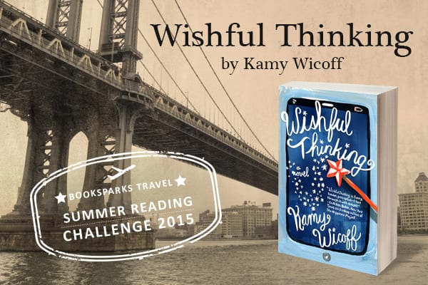 "Book Review | ""Wishful Thinking"" by Kamy Wicoff #SRC2015 No.2"