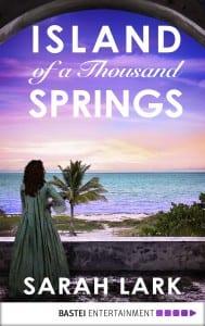 Island of a Thousand Springs by Sarah Lark