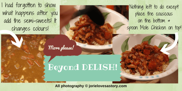 Mole Chicken Final by Jorie in Canva