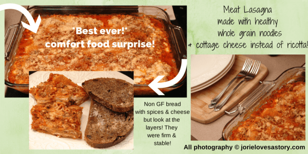 Moms Lasagna by Jorie in Canva
