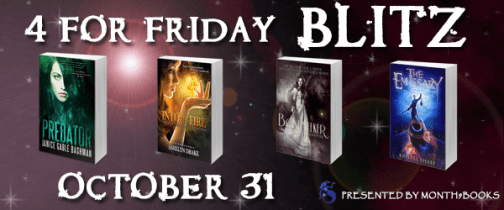 4 For Friday Blitz via Chapter by Chapter