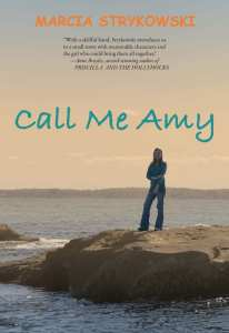 "Book Review | ""Call Me Amy"" by Marcia Strykowski – a #middlegrade coming-of age story set amidst the rescue of a baby seal"