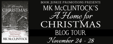 A Home for Christmas Blog Tour via Book Junkie Promotions