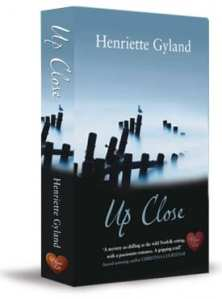 "Book Review | #ChocLitSaturdays (a feature of #JLASblog) | ""Up Close"" by Henriette Gyland A Romantic #Suspense you tuck inside and do not want to step outside it's world."