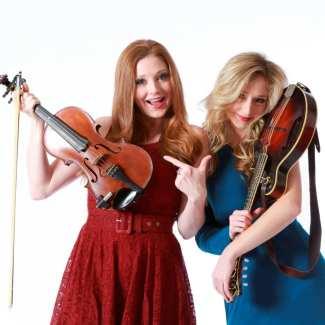 Hannah and Caroline Melby; HanaLena