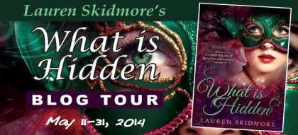 What is Hidden Blog Tour via Cedar Fort Publishing & Media