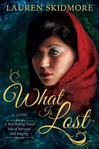 "Blog Book Tour | ""What is Lost"" {a Japanese re-telling of 'Red Riding Hood'} by Lauren Skidmore"