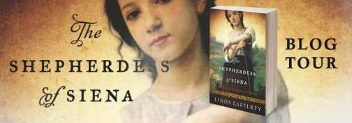 The Shepherdess of Siena Blog Tour via BookSparks