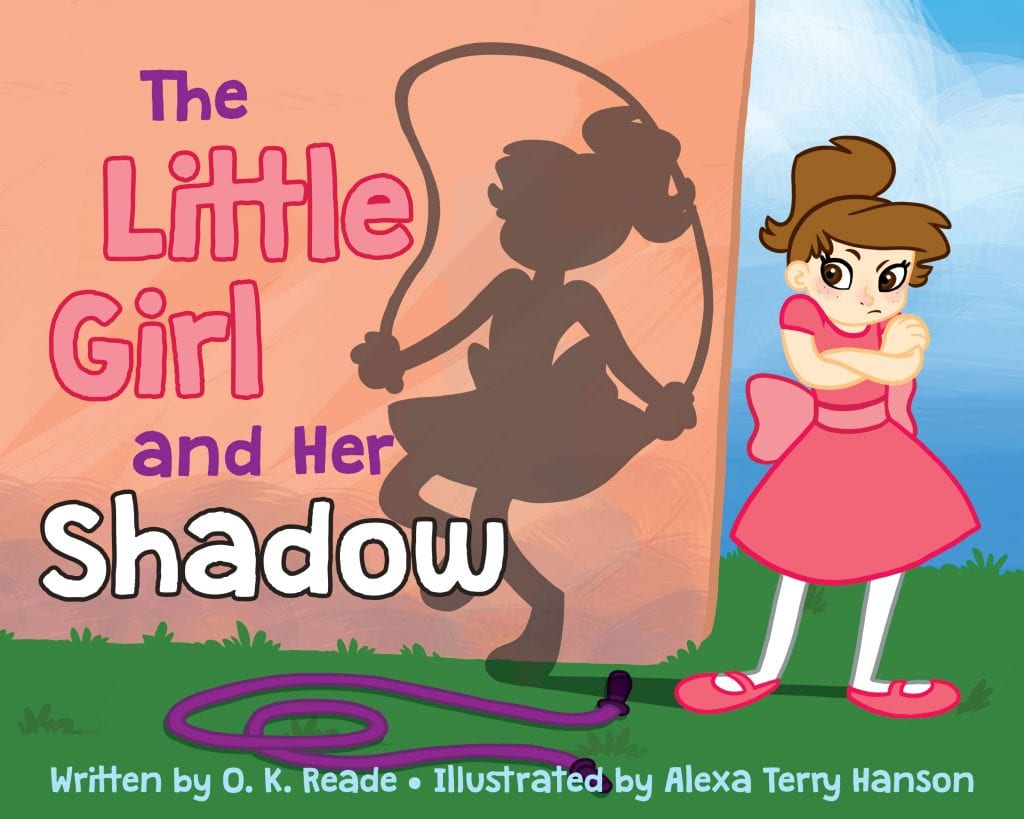 "Blog Book Tour | ""The Little Girl and Her Shadow"" (#picturebook) by O.K. Reade and illustrated by Alexa Terry Hanson"