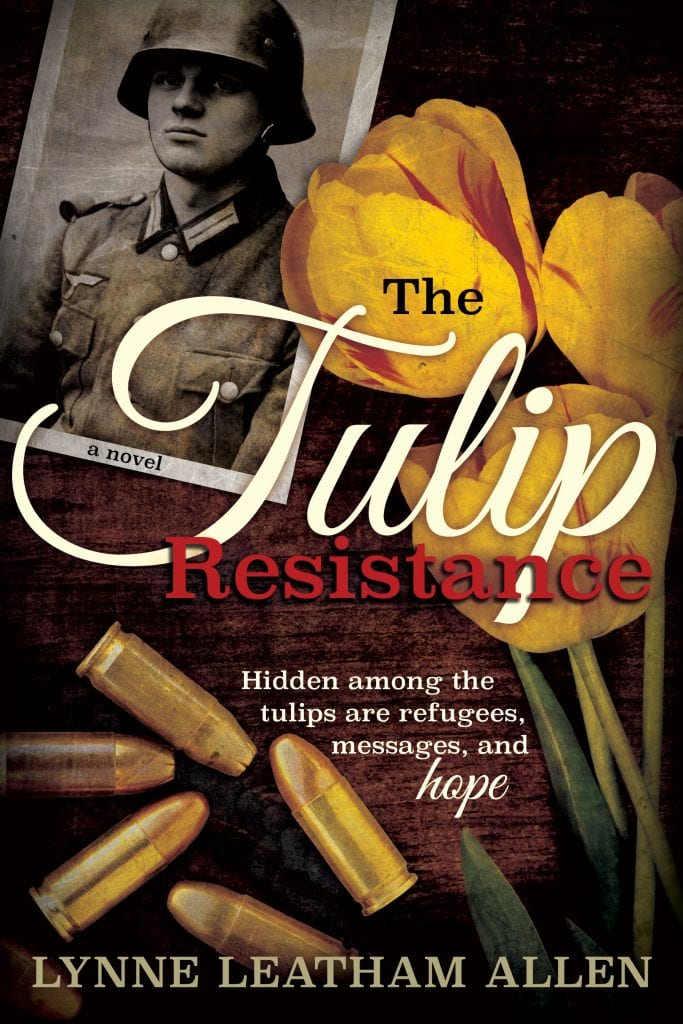 "Blog Book Tour | ""The Tulip Resistance"" by Lynne Leatham Allen"