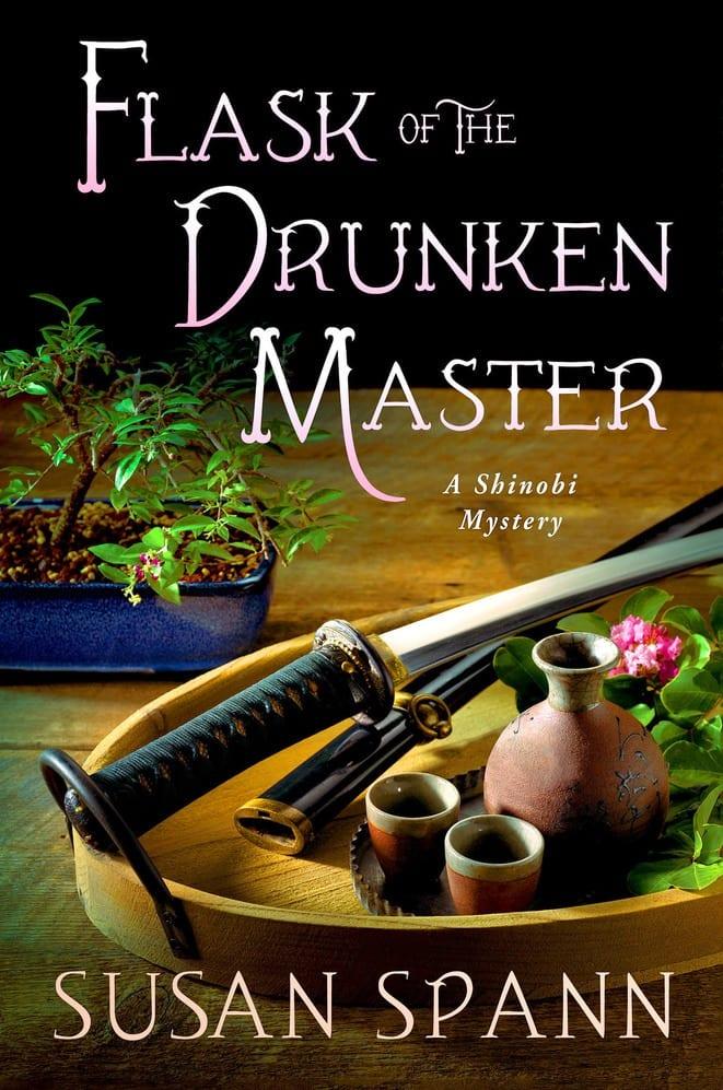 Flask of a Drunken Master by Susan Spann