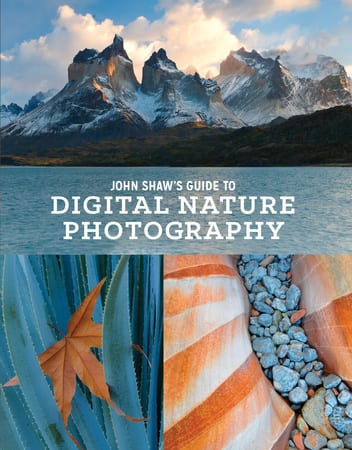 "Book Review | ""Digital Nature Photography"" by John Shaw #BloggingForBooks"