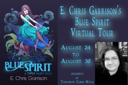Blue Spirit Blog Tour via TCM (Tomorrow Comes Media)