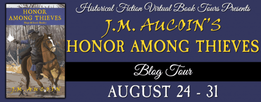 Honor Among Thieves Blog Tour via HFVBTs