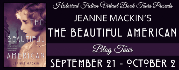The Beautiful American blog tour via HFVBTs