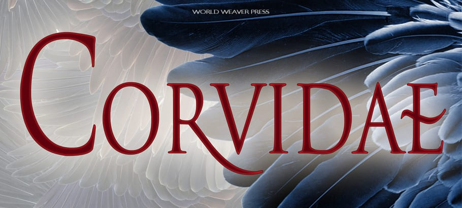 CORVIDAE banner by World Weaver Press