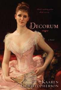 Decorum by Kaaren Christopherson