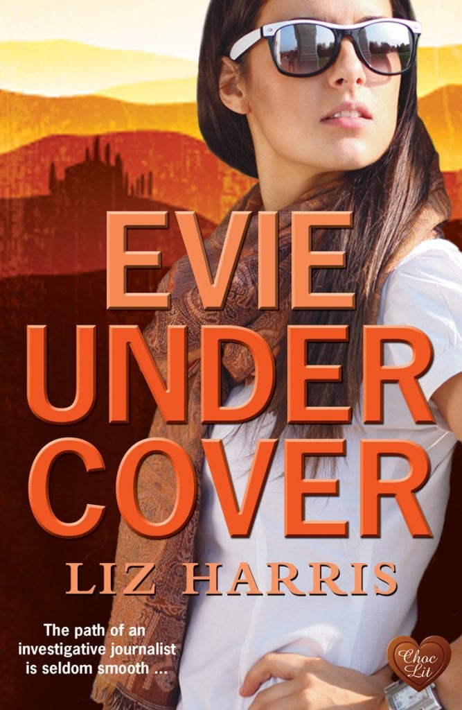 "Book Review | ""Evie Undercover"" by Liz Harris #ChocLitSaturdays"
