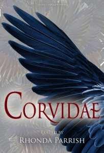 CORVIDAE anthology edited by Rhonda Parrish