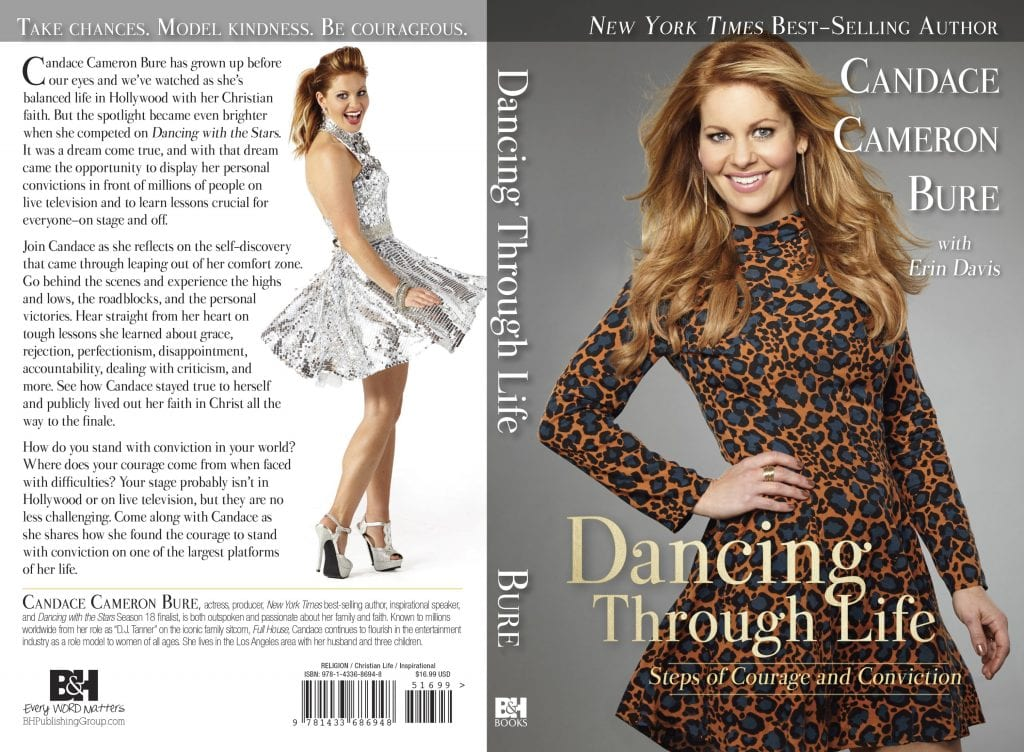 Dancing Through Life by Candace Cameron Bure