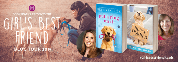 Girls Best Friend Blog Tour via BookSparks.