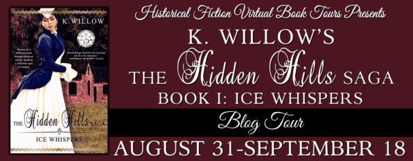 Ice Whispers Blog Tour via HFVBTs