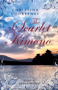 The Scarlet Kimono by Christina Courtenay