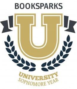 BookSparks University #FRC2015 logo badge provided by BookSparks.